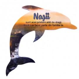 Magnet delfin - nasi