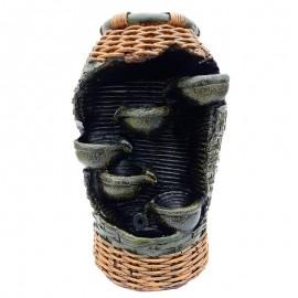 Fantana electrica - vaza (33 cm)