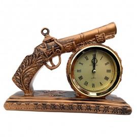 Pistol rasina cu ceas