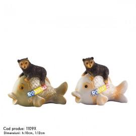 peste cu urs