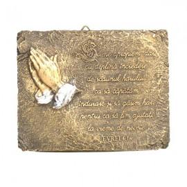Aplica maini in rugaciune - Evrei 4:16