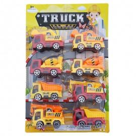 Set 8 camioane