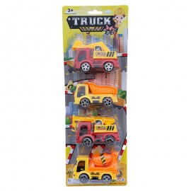 Set 4 camioane