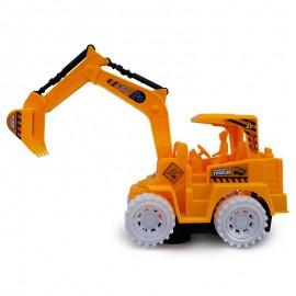 Excavator cu baterii