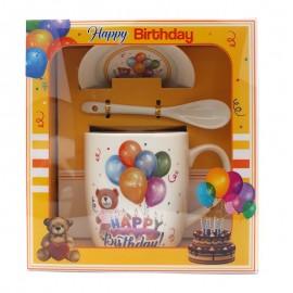 Cana cu lingurita - Happy Birthday