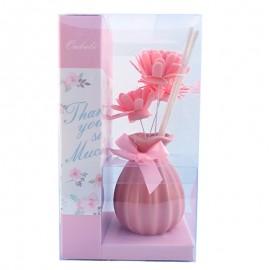 Odorizant - vaza cu 3 crizanteme