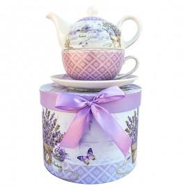 Set ceai - lavanda