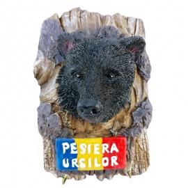 Decoratiune urs rasina - Pestera Ursilor