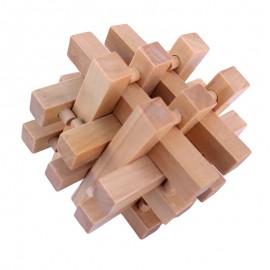 Puzzle de lemn