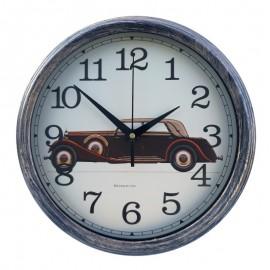 Ceas de perete - masini (28 cm)