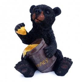 Urs cu miere