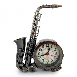 Ceas de masa - saxofon