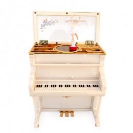 Cutie muzicala - pianina cu balerina