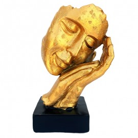 Statueta chip adormit