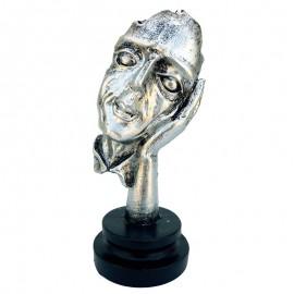 Statueta chip - capul sprijinit