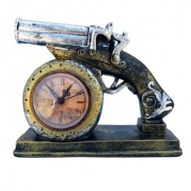 Pistol cu ceas