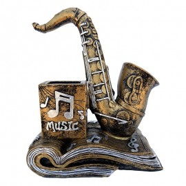 Suport pixuri - saxofon