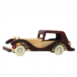 Masina de lemn (24 cm)