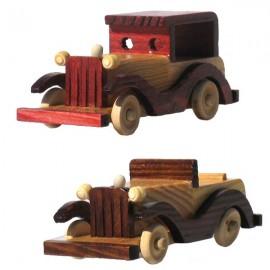 Masina de lemn (14 cm)