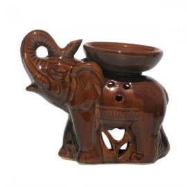 Candela ceramica - elefant