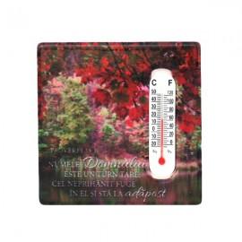 Magnet cu termometru - versete biblice