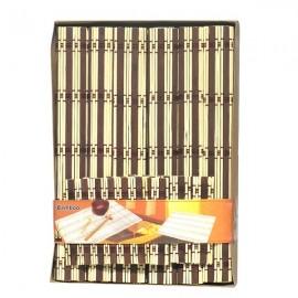 Set 6 suporturi farfurii - cutie