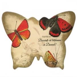 Suport de cratita - fluture - versete
