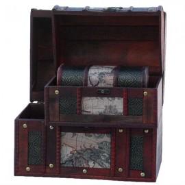 Casetuta de lemn - cufar ( 25 cm )