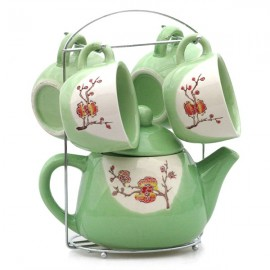 Set ceainic cu cesti