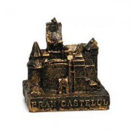 Macheta Castelul Bran (6 cm)
