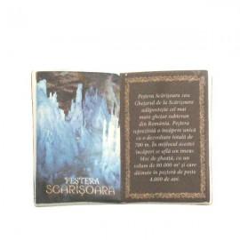 Carte cu suport pix - Pestera Scarisoara