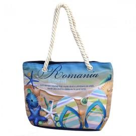 Geanta pentru plaja - Romania
