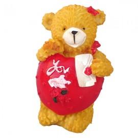 Ursulet imbracat in inima