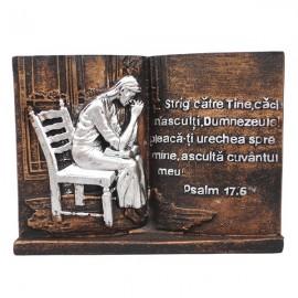 Aplica carte cu texte biblice