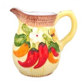 Cana ceramica cu toarta
