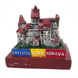 Macheta - Castelul Bran (10 cm)