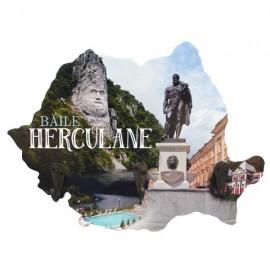 Cuier - Baile Herculane (18 cm)