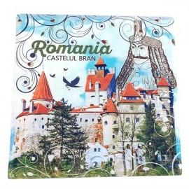 Aplica ceramica cu Romania