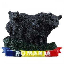 Magnet rasina cu ursi