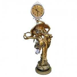 Statue cu ceas
