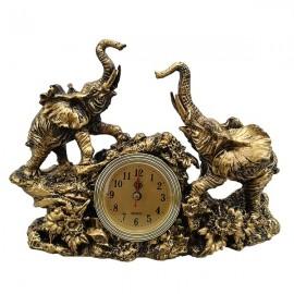 Elefanti cu ceas
