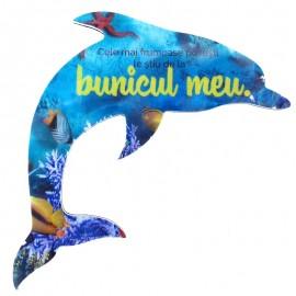 Magnet delfin - bunic
