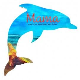Magnet delfin - mama