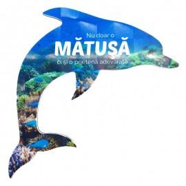 Magnet delfin - matusa