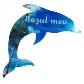 Magnet delfin - nas