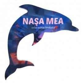 Magnet delfin - nasa