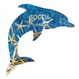 Magnet delfin - socru