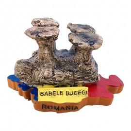 Macheta harta - Babele